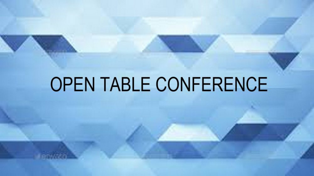 Open Table Conference 2018